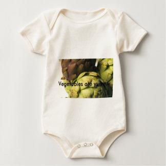 Artichokes Baby Bodysuit
