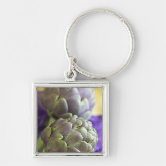 Artichokes For use in USA only.) Keychain