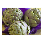 Artichokes For use in USA only.) Photo