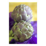 Artichokes For use in USA only.) Photographic Print