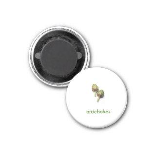 artichokes magnet