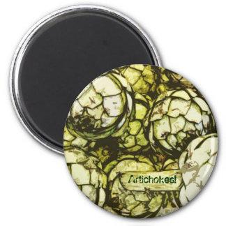 Artichokes! Magnet