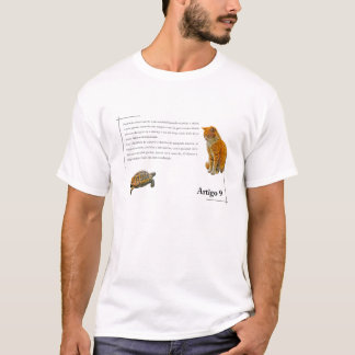 Article 9(Portuguese edition) T-Shirt
