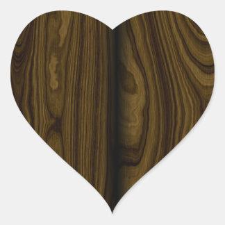 Articles arrange individual heart sticker