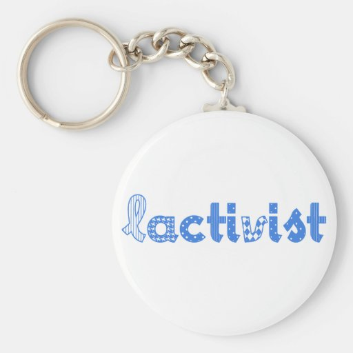 Articles /Breastfeeding pro-lactation advocacy Keychain