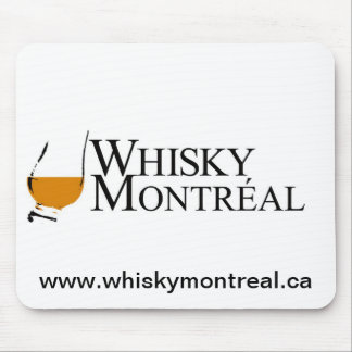 articles divers whisky montreal mouse pad