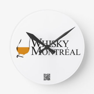 articles divers whisky montreal round clock