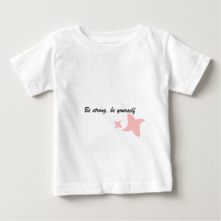 Articles of clothes See Strong Baby T-Shirt