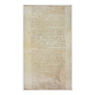 Articles of Confederation of the united States_pg4 Poster