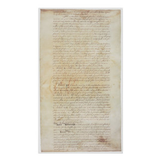 Articles of Confederation of the united States_pg5 Poster