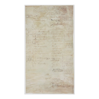 Articles of Confederation of the united States_pg6 Poster