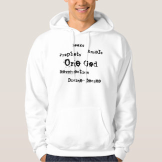 Articles of Faith Hoodie