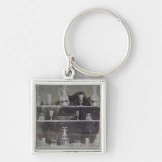Articles of glass keychain