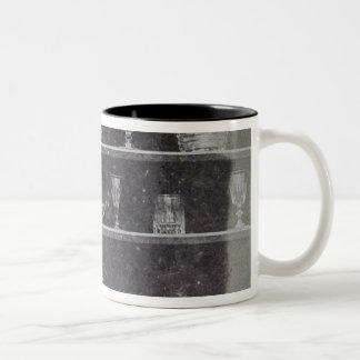 Articles of glass Two-Tone coffee mug