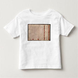 Articles of Union between England and Scotland Toddler T-shirt