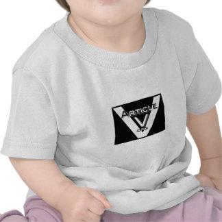 ArticleV org Tshirts