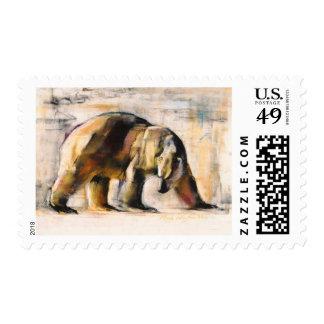 Ártico 1999 timbres postales