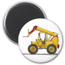 Articulating Boom Lift Construction Magnets
