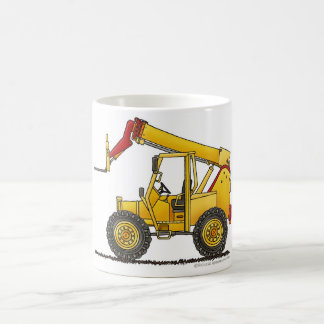 Articulating Boom Lift Construction Mugs