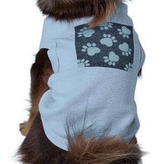 Artículo azul del regalo del mascota de Zazzle de  Camiseta De Perro