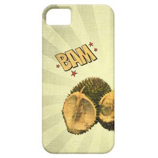 Artículo del BAM del Durian iPhone 5 Cárcasa