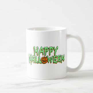 Artículo del feliz Halloween Tazas