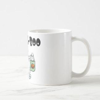 Artículo del peekaboo taza de café