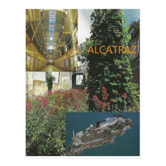Artículo del viaje de Alcatraz Tarjeta Postal