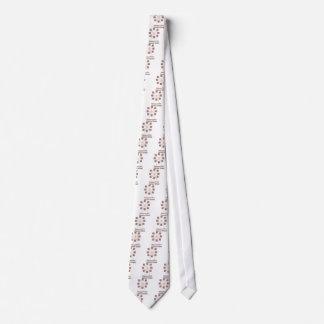Artículo ferroso de la química del hierro de la ru corbata personalizada
