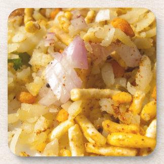 Artículo indio de los alimentos de preparación ráp posavaso
