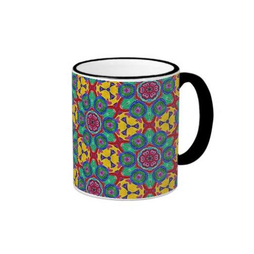 Artículo multicolor del regalo del modelo tazas de café