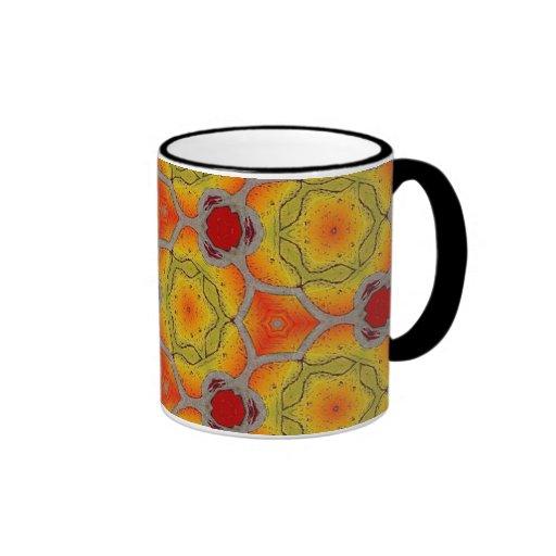 Artículo multicolor del regalo del modelo taza a dos colores