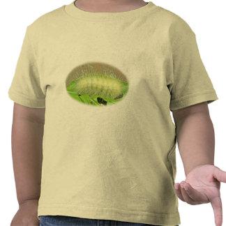 Artículos amarillos de la polilla de tigre del Vir Camisetas
