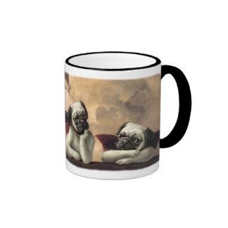 Artículos angelicales del regalo de la querube del taza