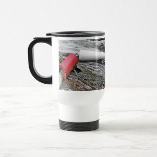 Artículos articulados de Fishmaster Jerry del señu Taza De Café