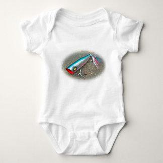 Artículos azules del dragón de Popper del señuelo Body Para Bebé
