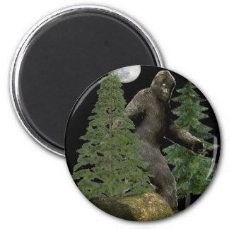 Artículos de Bigfoot Imán De Frigorífico