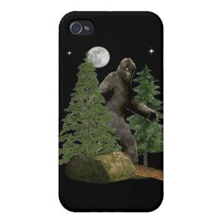 Artículos de Bigfoot iPhone 4 Protector