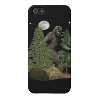 Artículos de Bigfoot iPhone 5 Coberturas