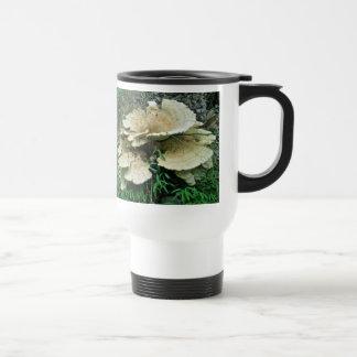 Artículos de coordinación pálidos del hongo de est tazas de café