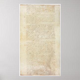 Artículos de la confederación del States_pg4 unido Impresiones