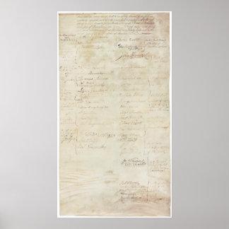 Artículos de la confederación del States_pg6 unido Impresiones