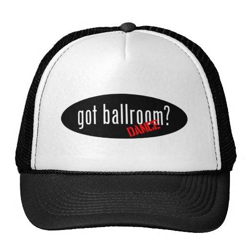 Artículos de la danza de salón de baile - salón de gorra