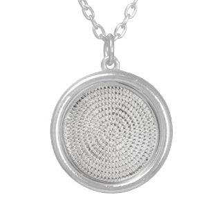 Artículos de la especialidad: medallón de plata