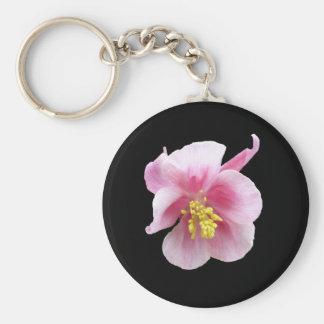 Artículos de la flor de Columbine Llavero