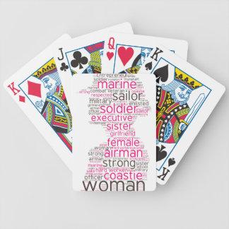 Artículos de la No-Ropa Baraja Cartas De Poker