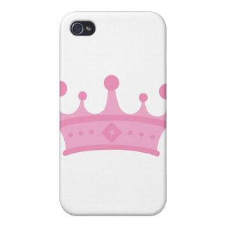 artículos de la princesa iPhone 4/4S carcasa
