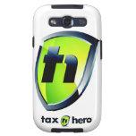 Artículos de Logo'd del héroe del impuesto Galaxy SIII Protector