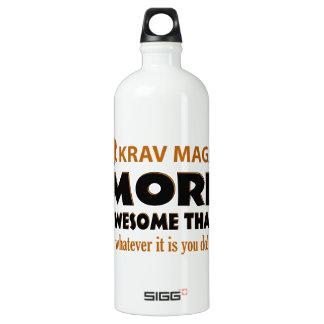 Artículos de los artes marciales de Krav Maga