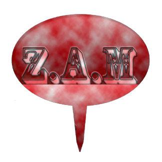Artículos de ZAM Decoraciones De Tartas
